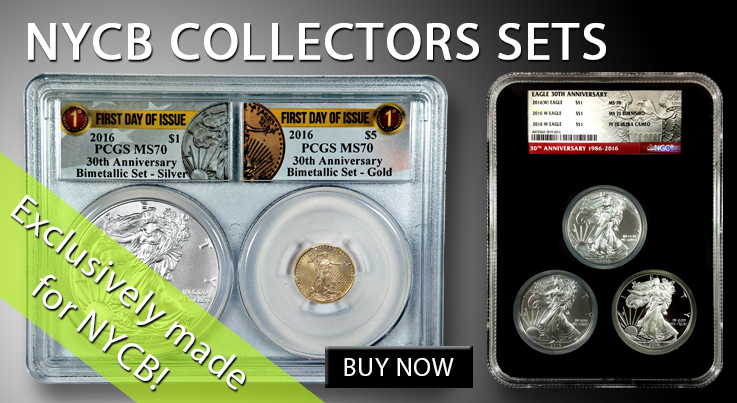 First Day of Issue Bimetallic Collectors Set